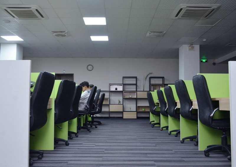future of coworking spaces in Islamabad