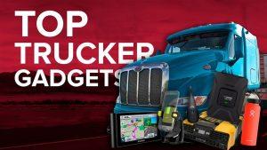 Tech Gadgets for Truck Drivers